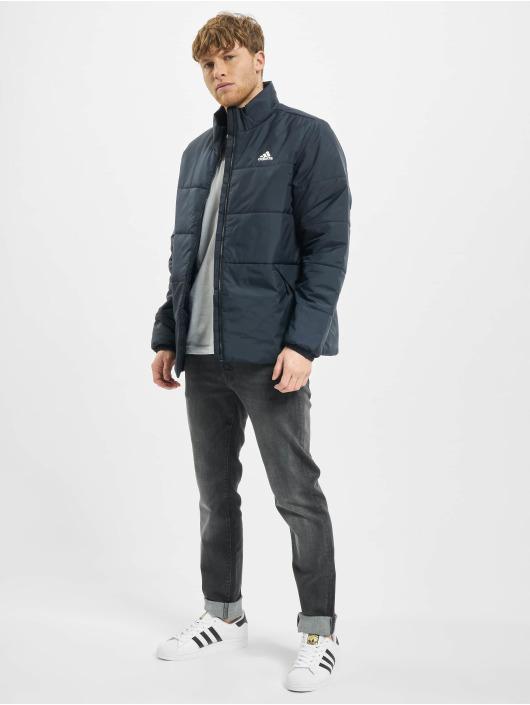 adidas Originals Puffer Jacket BSC 3-Stripes blau