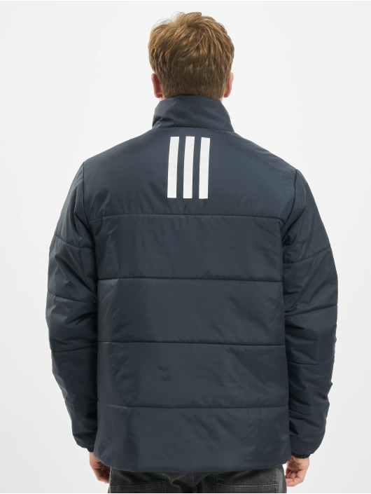 adidas Originals Puffer Jacket BSC 3-Stripes blue