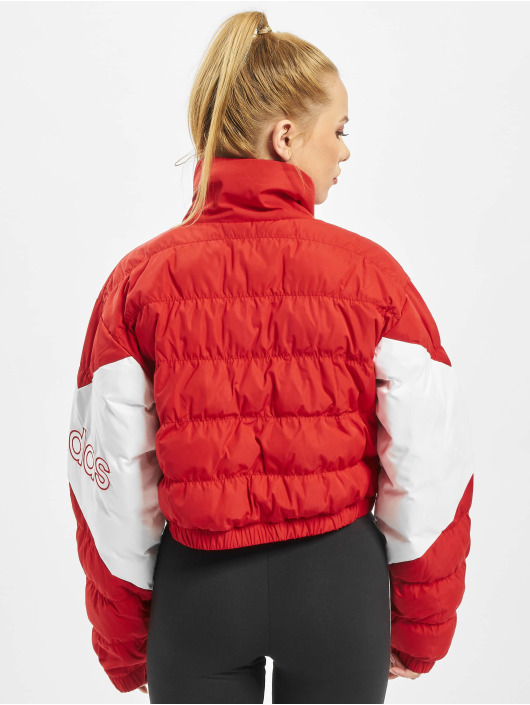 adidas Originals Puffer Jacket Cropped rot