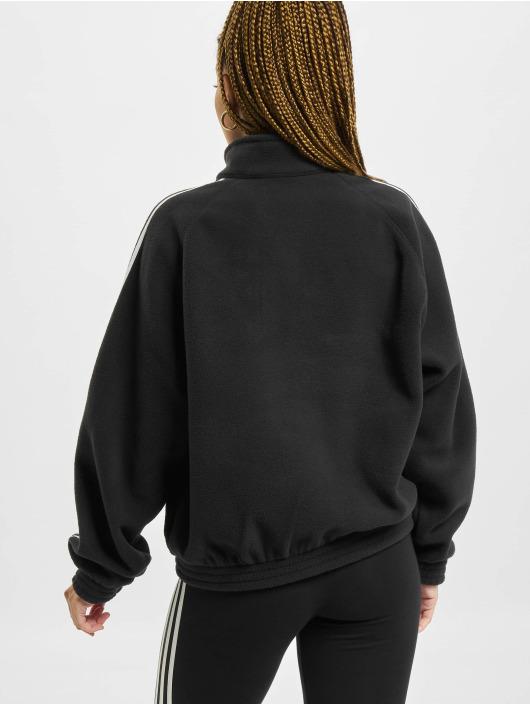 adidas Originals Pullover Originals Fleece Half Zip black