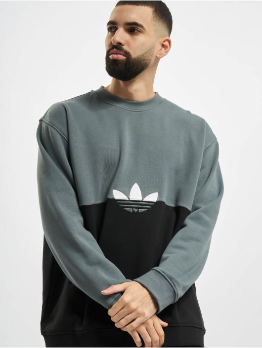 adidas Originals Pullover Slice Trefoil black