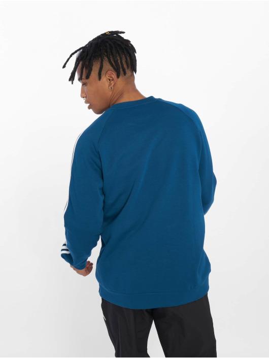 adidas originals Pullover Originals 3-Stripes blau