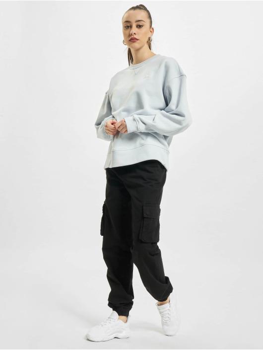 adidas Originals Pullover Oversize blau
