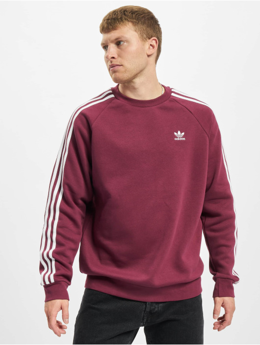 adidas Originals Pullover 3-Stripes red