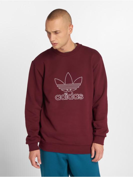 adidas Originals Outline Crew Sweatshirt für Herren Blau