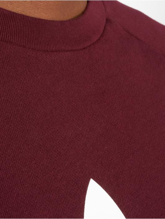 adidas originals Pullover Trefoil Crew rot