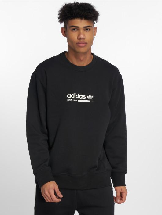 adidas originals Pullover Kaval schwarz