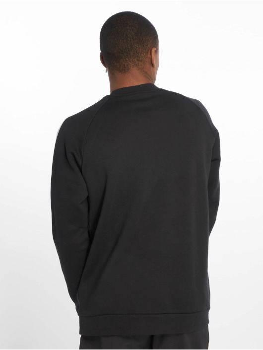 adidas originals Pullover 3-Stripes schwarz