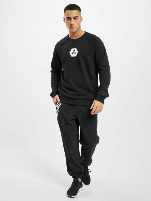 adidas Originals Pullover Tan Logo schwarz