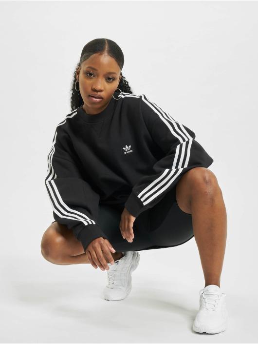 adidas Originals Pullover Oversized schwarz