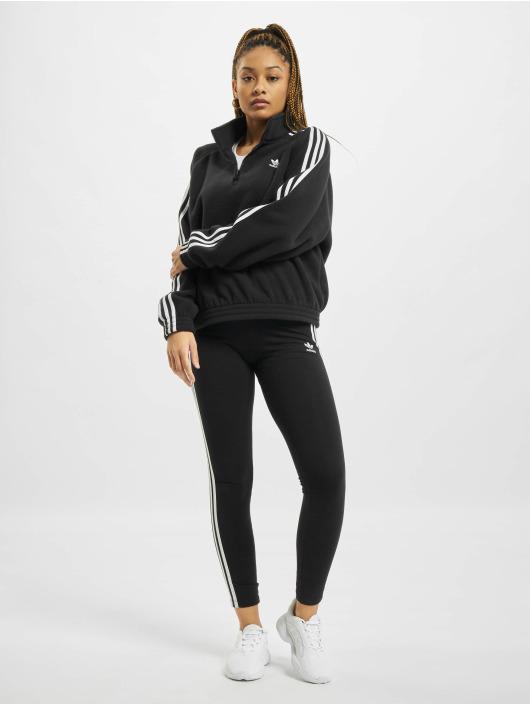adidas Originals Pullover Originals Fleece Half Zip schwarz