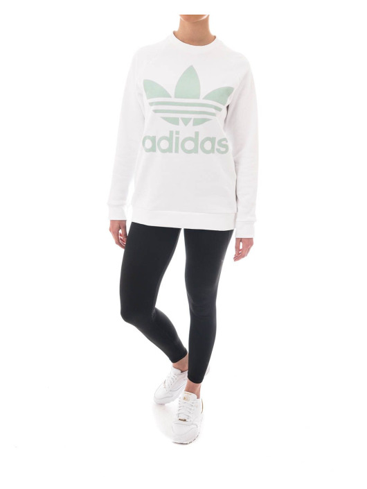 adidas originals Pullover Oversized white