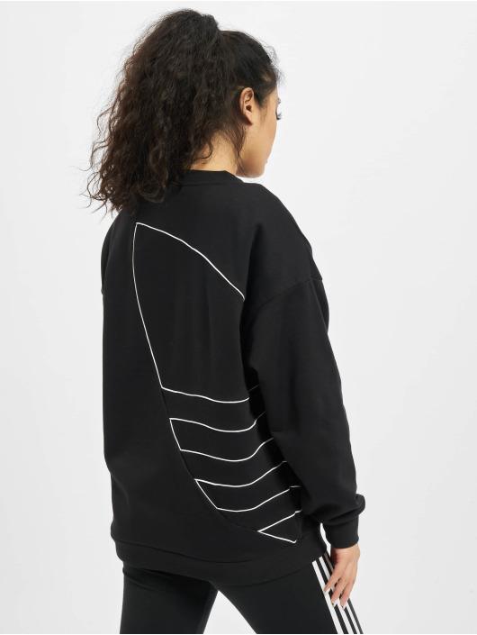 adidas Originals Pulóvre LRG Logo èierna