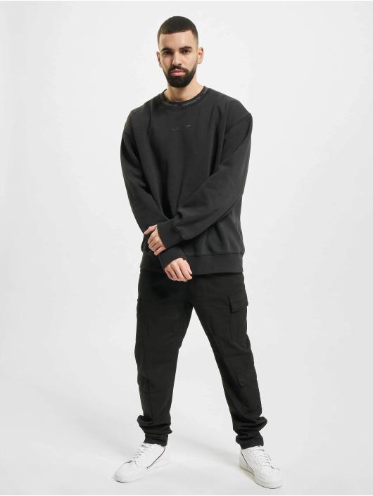 adidas Originals Pulóvre Dyed èierna