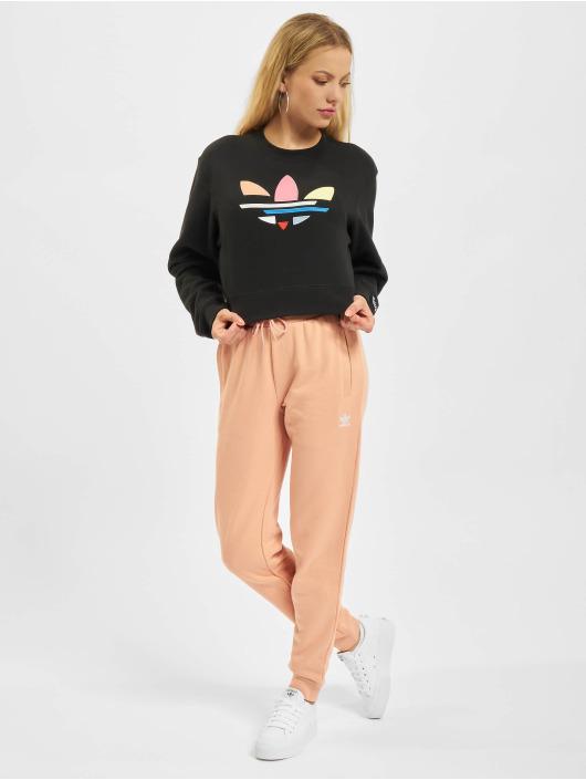 adidas Originals Pulóvre Sweatshirt èierna