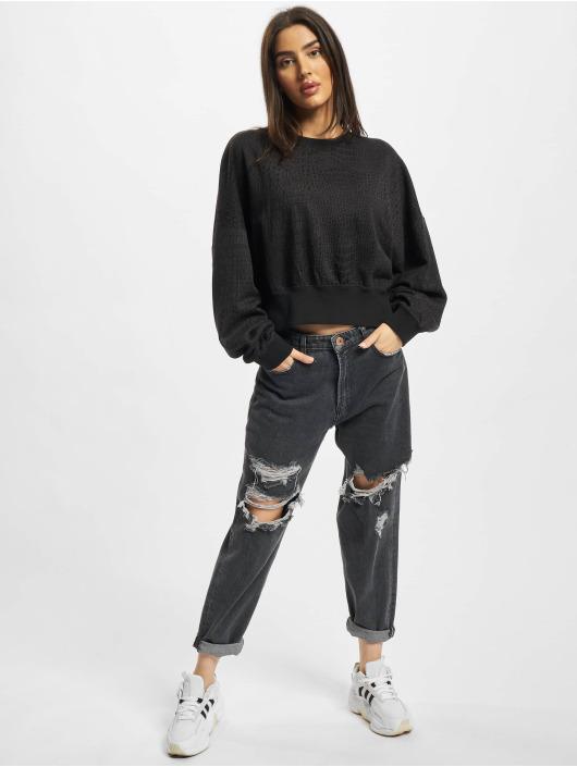 adidas Originals Pulóvre Sweater èierna
