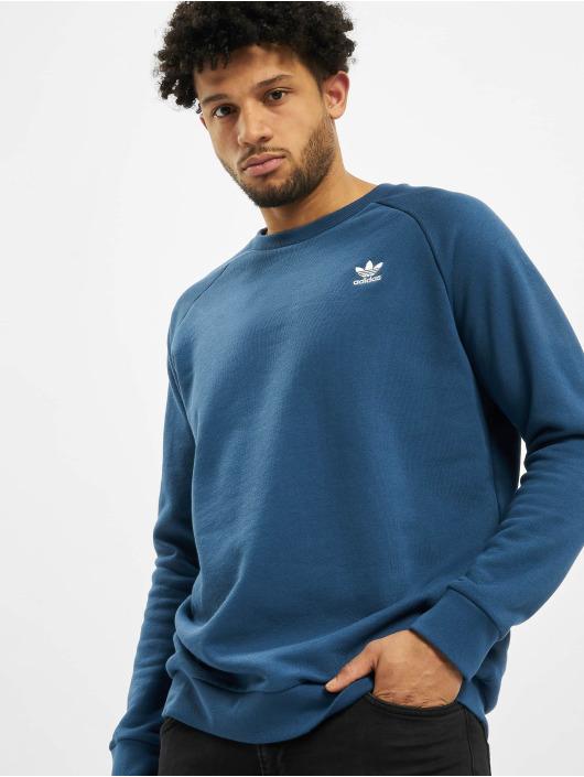 adidas Originals Pulóvre Essential modrá