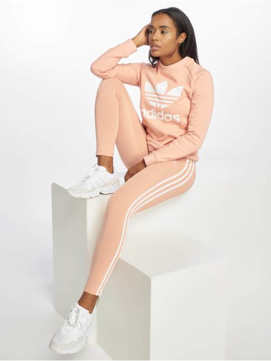 adidas Originals Pulóvre Trefoil ružová