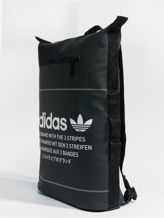 adidas originals rugzak zwart