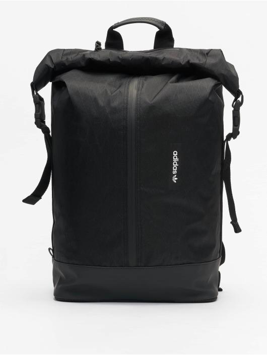adidas Originals rugzak Future Roll Top zwart