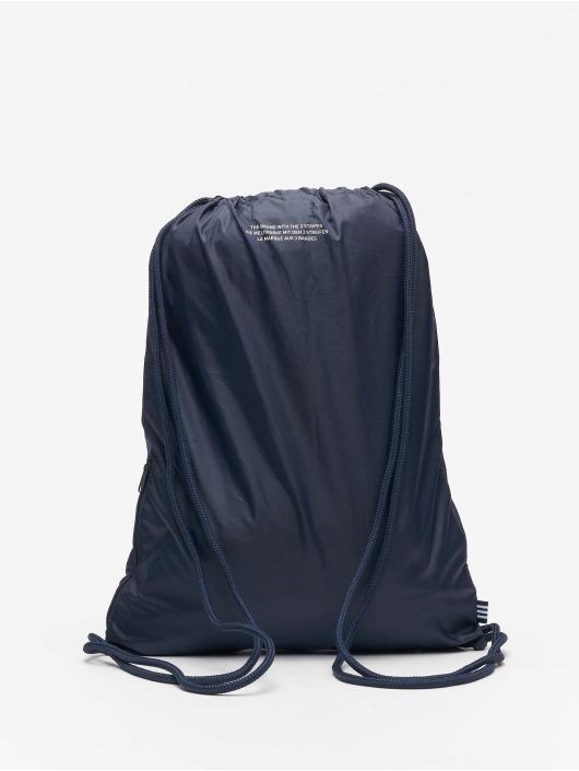 adidas originals Sac à cordons Trefoil bleu