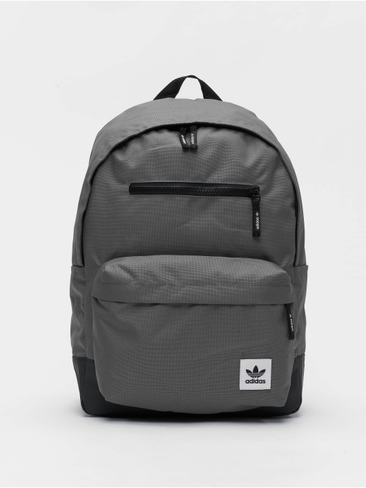 Modern Originals Adidas Essentials Premium Backpack Grey Five 29EDHIWY