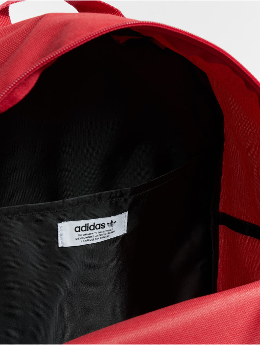 adidas originals Sac à Dos Bp Clas Trefoil rouge