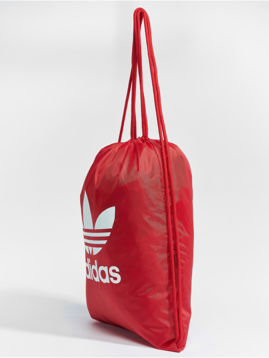 adidas originals Sacchetto Trefoil rosso
