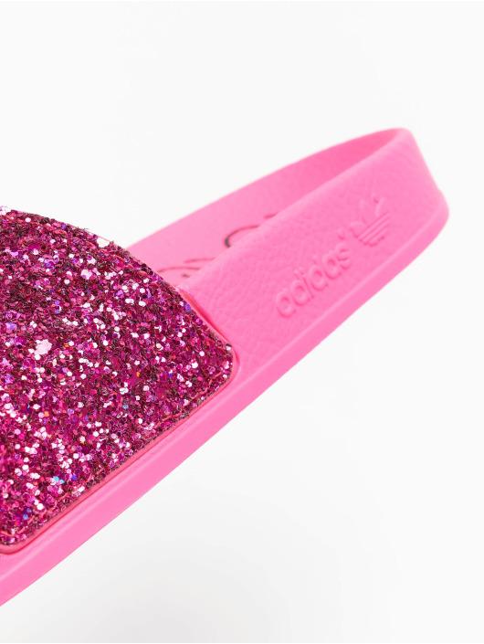 adidas Originals Sandalen Adilette pink