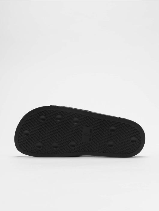adidas originals Sandalen Adilette schwarz