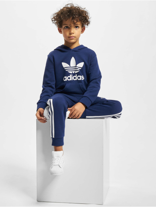 adidas Originals Sety Hoodie modrá