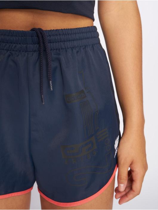 adidas originals Short Ai bleu