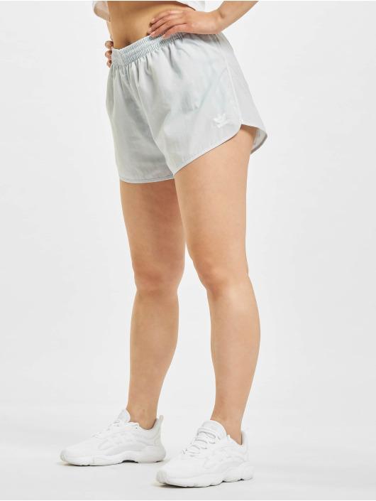 adidas Originals Short 3 Stripes bleu