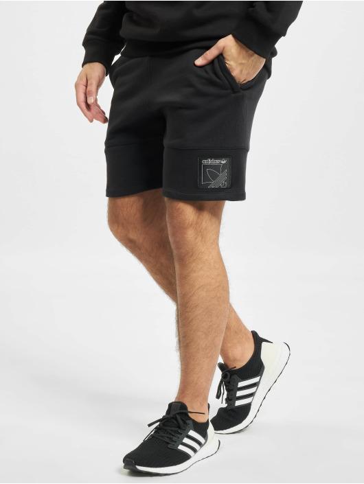 adidas Originals Short OTL 3-Stripes noir