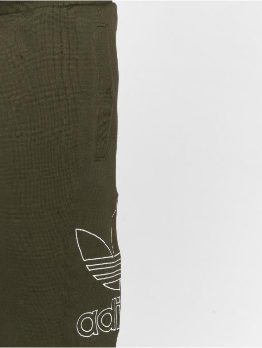 adidas originals Short Outline olive