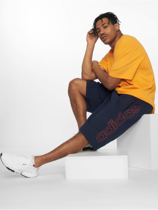 adidas Originals Shorts FT OTLN blau