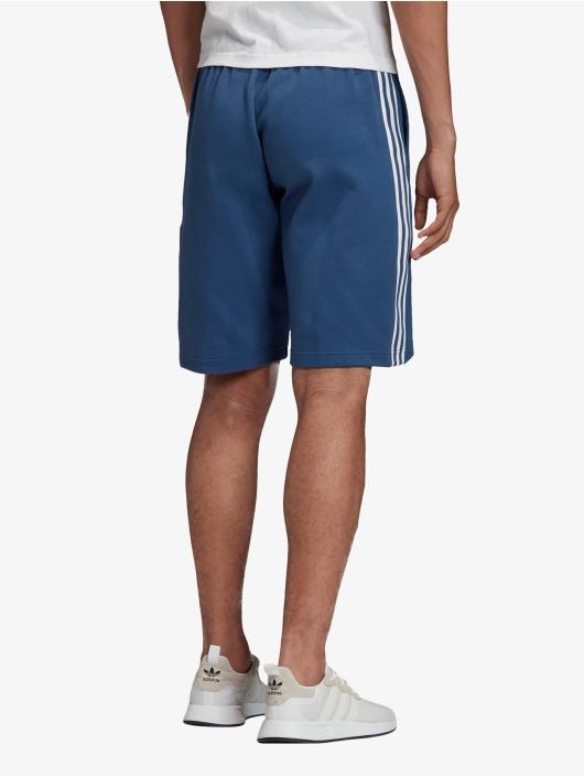 adidas Originals Shorts Lockup Long blau