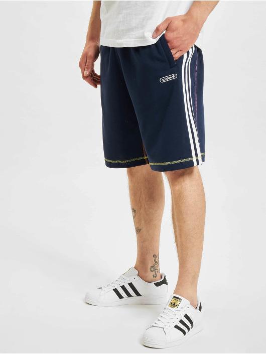 adidas Originals Shorts Contrast blau