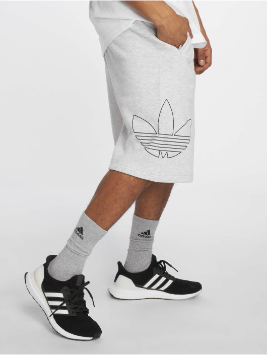 adidas Originals FT OTLN Shorts Light Grey HeatherCollegiate Navy