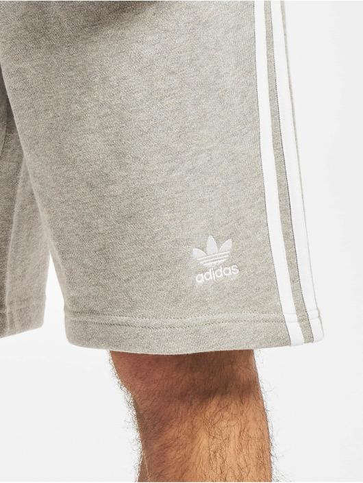 adidas originals shorts 3-Stripe grijs