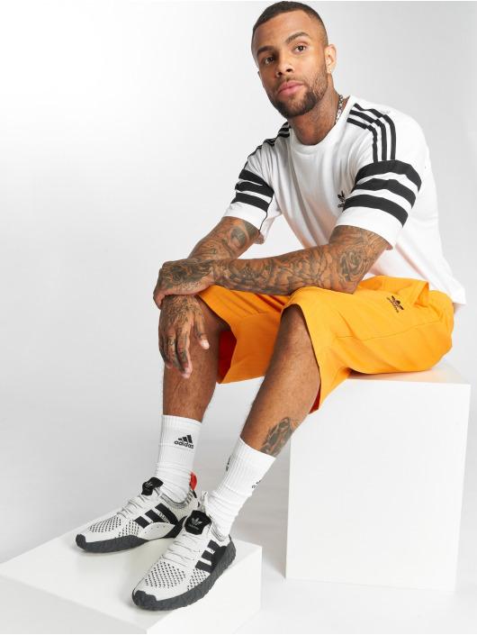 adidas originals shorts Long oranje