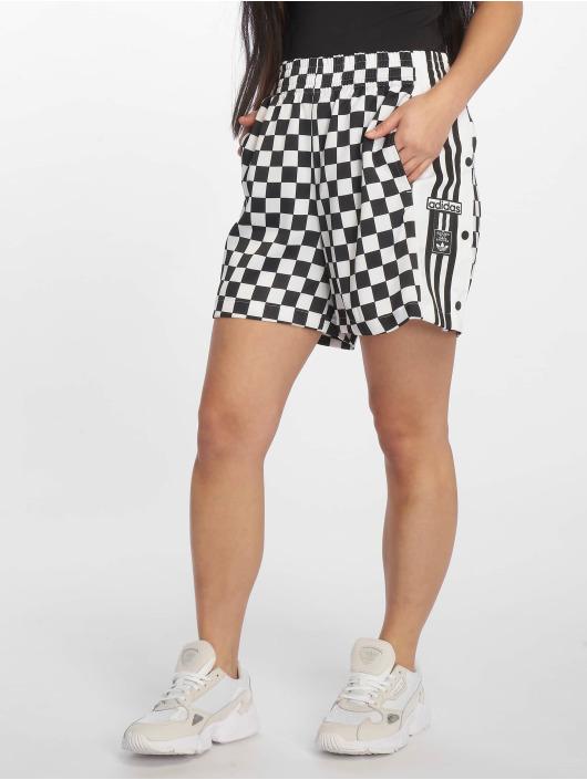 Adidas Originals Bball Shorts BlackWhite
