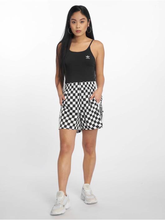 adidas originals Shorts Bball schwarz