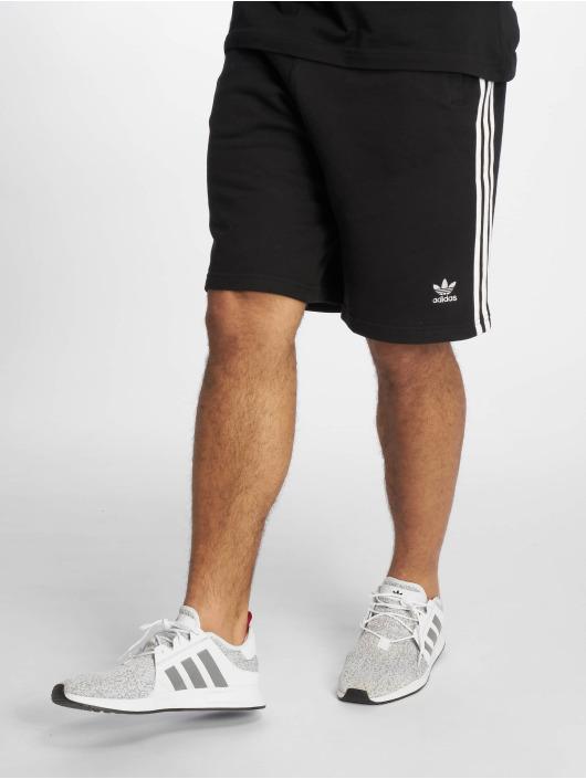 adidas originals Shorts 3-Stripe schwarz