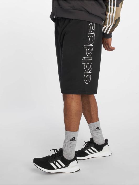 adidas originals Shorts FT OTLN schwarz