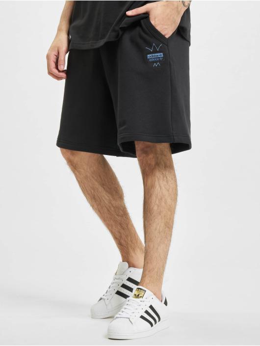adidas Originals Shorts Abstract schwarz