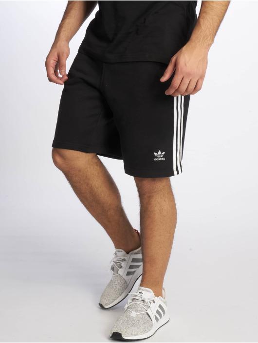 adidas Originals Shorts 3-Stripe svart