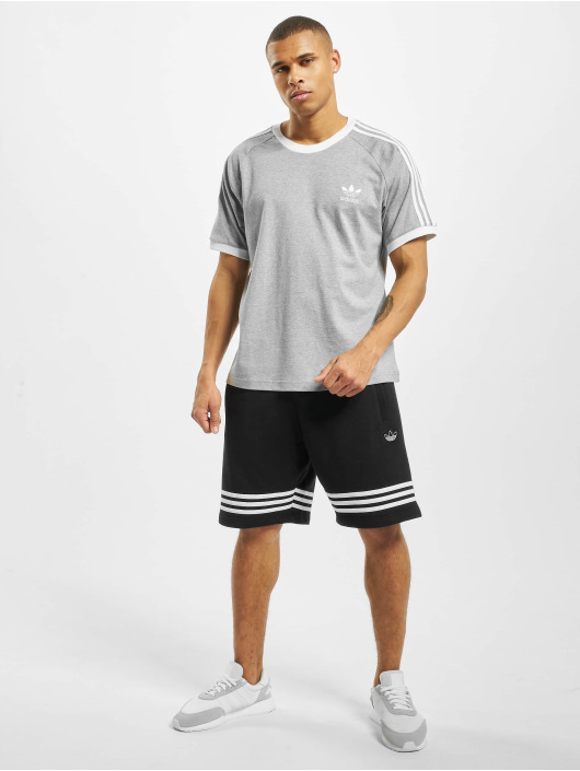 adidas Originals Shorts Outline svart