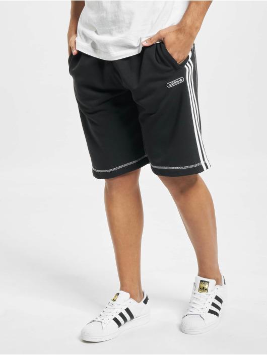 adidas Originals Shorts Contrast Stitch svart
