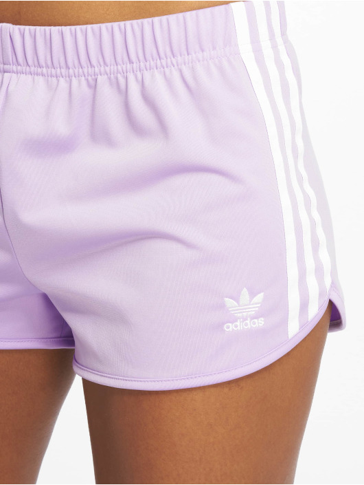 adidas originals Shorts 3 Stripes violet
